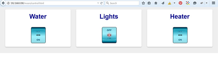 Home Automation from Desktop