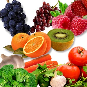 Flavonoid Foods