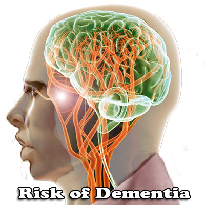 a clinical picture of dementia